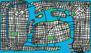 Bale City map