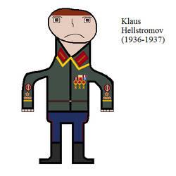 Klaus Hellstromov (1936-1937)