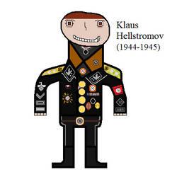 Klaus Hellstromov (1944-1945)