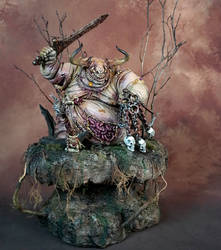 The Great Unclean One by AnalogEnvy
