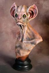 Bat Alien