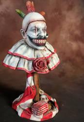 Twisty the Clown-AHS