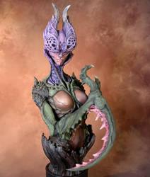 Mantodea Demon