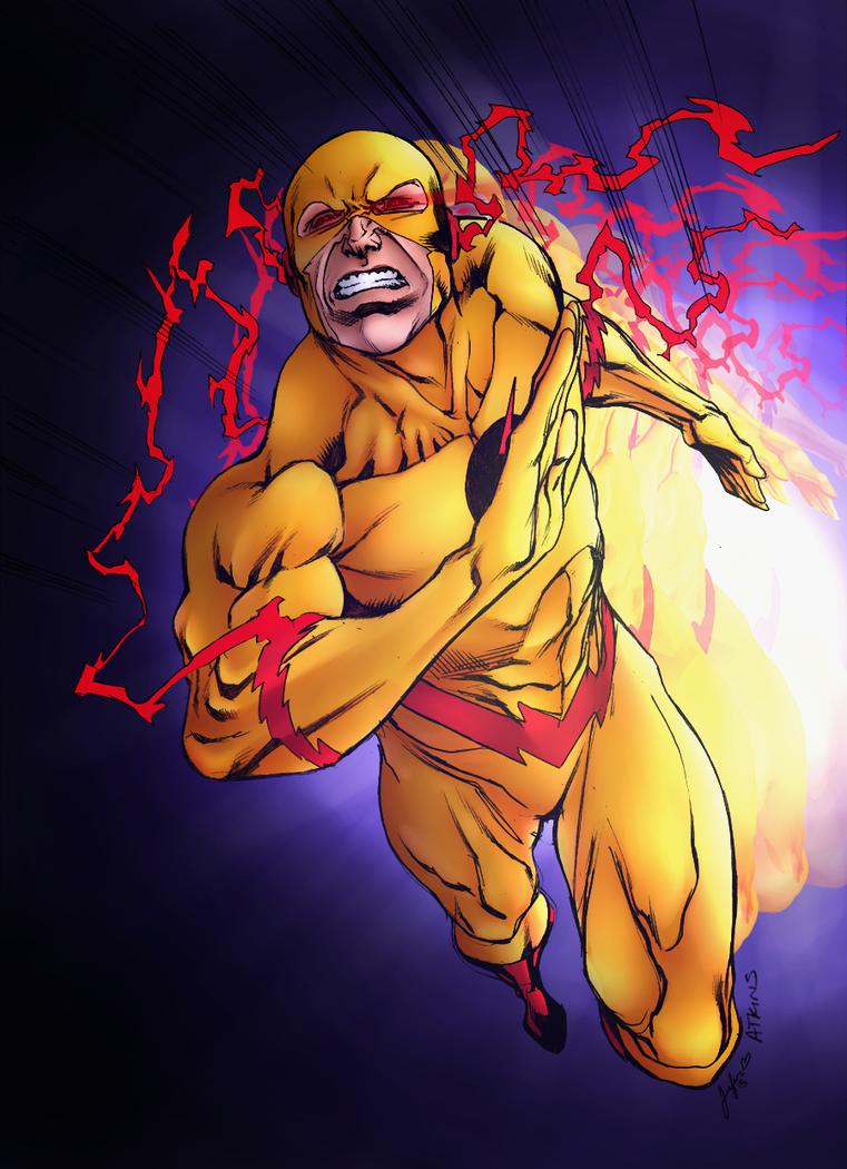 Reverse Flash by Sorathepanda