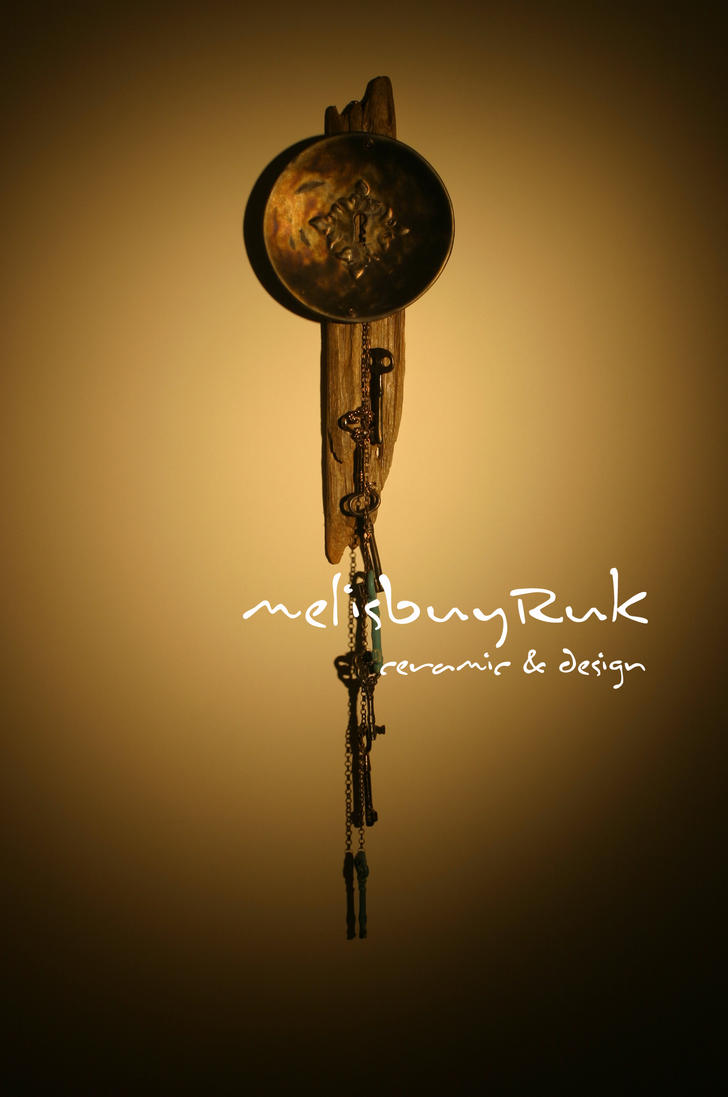 Keys - by MelisBuyruk