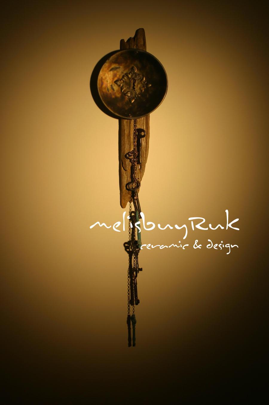 Keys - by MelisBuyruk