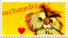 Archimedes Stamp by TheStampCollector