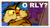 Archimedes O RLY Stamp by TheStampCollector