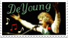 Dennis DeYoung Stamp by TheStampCollector