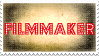 Filmmaker Stamp by TheStampCollector