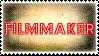Filmmaker Stamp by TheStampCollector