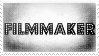 Filmmaker Stamp (Version 2) by TheStampCollector