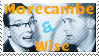 Morecambe and Wise Stamp by TheStampCollector