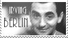 Irving Berlin Stamp by TheStampCollector