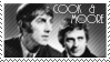 Cook and Moore Stamp by TheStampCollector
