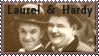Laurel and Hardy Stamp by TheStampCollector