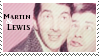 Martin and Lewis Stamp by TheStampCollector