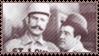 Abbott and Costello Stamp