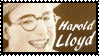Harold Lloyd Stamp by TheStampCollector