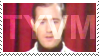 Andy Kaufman - TYVM - Stamp by TheStampCollector