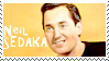 Neil Sedaka - Stamp by TheStampCollector