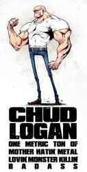 CHUD LOGAN by JeffStokely