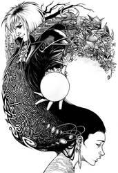 LABYRINTH by JeffStokely