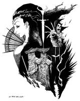 The Beast of Gevaudan by JeffStokely