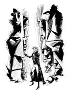 Goblin King by JeffStokely