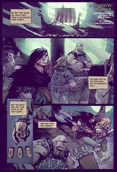 A Prophecy's Fruition pg.1