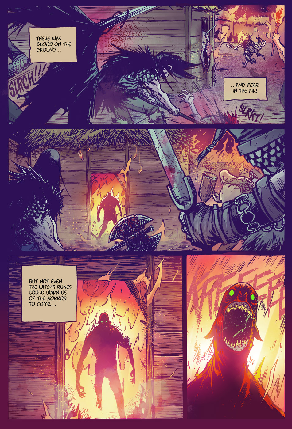 A Prophecy's Fruition pg.2 by JeffStokely