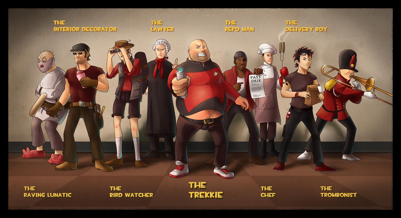 аватарки team fortress:
