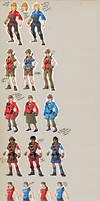TF2 female designs v.2
