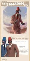 The Saharan Spy pack by ChemicalAlia