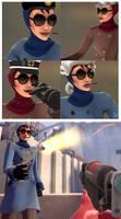 Female Spy - Final by ChemicalAlia
