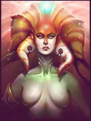 Naga Siren by ChemicalAlia