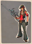 Female Sniper concept