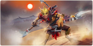 Djinn Slayer - Bounty Hunter