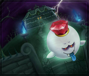 King Boo by ChemicalAlia