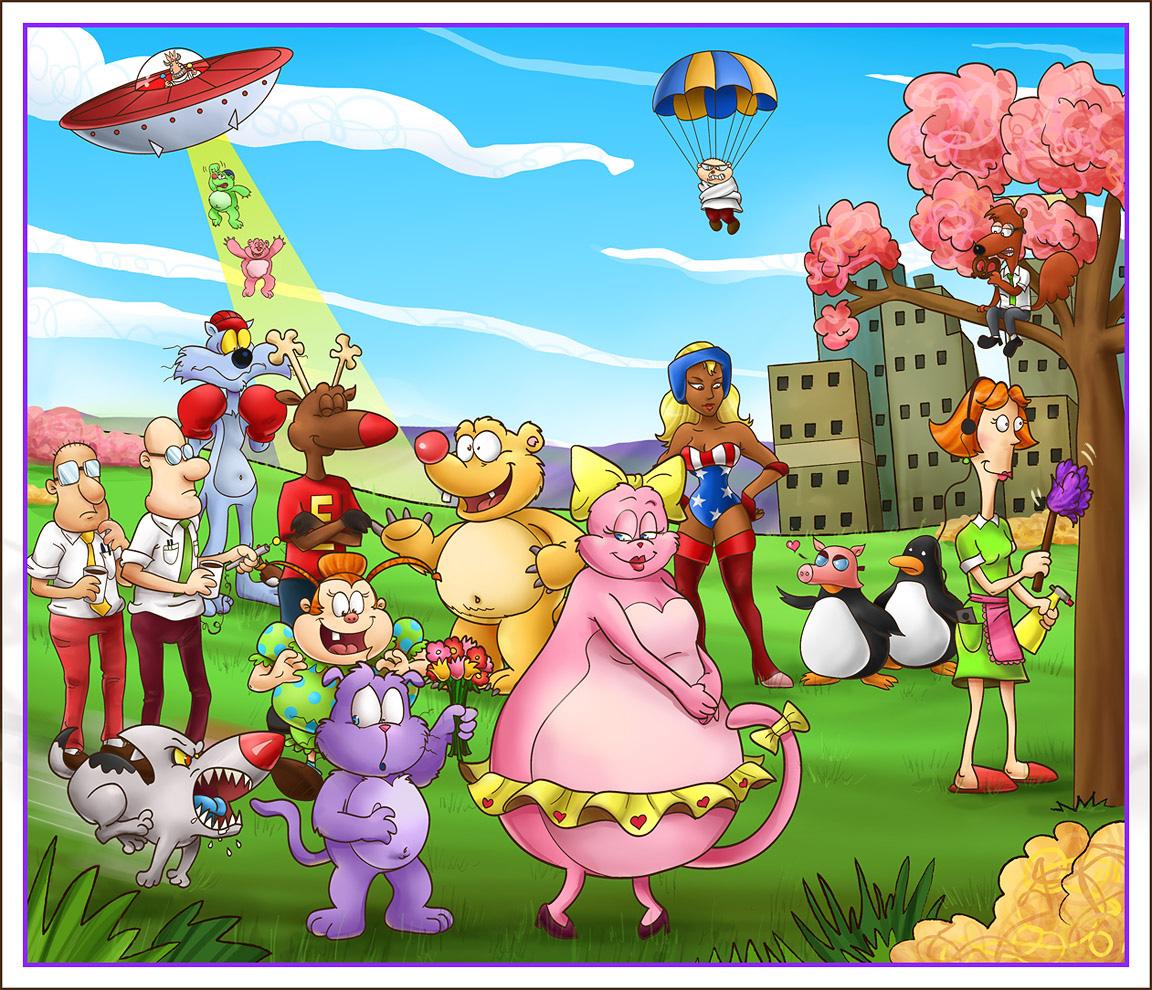 Розовые грезы подружки анабель онлайн 10 фотография