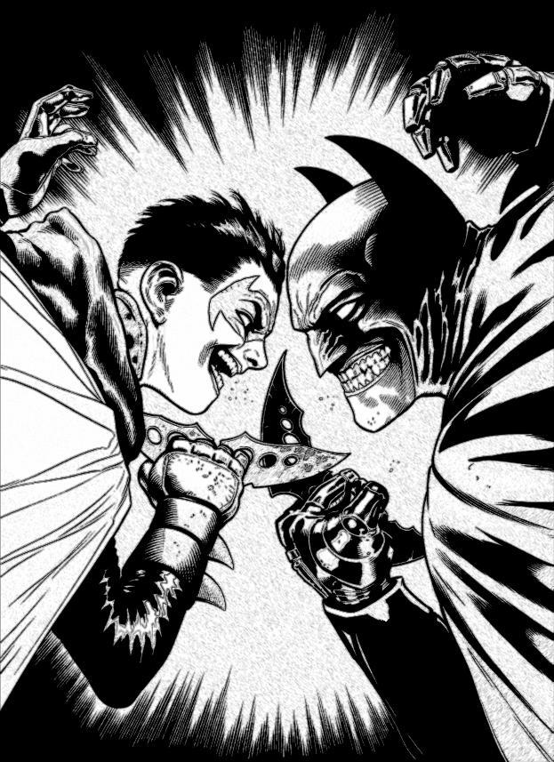 Evil Batman Wallpaper Evil Batman and Robin ...