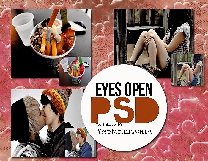 Portada-EyesOpenPSD by yourmyillusion