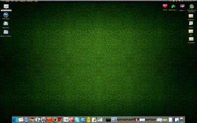 .: Green OS :. by Katosu