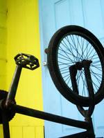 retro bike by juliette5094