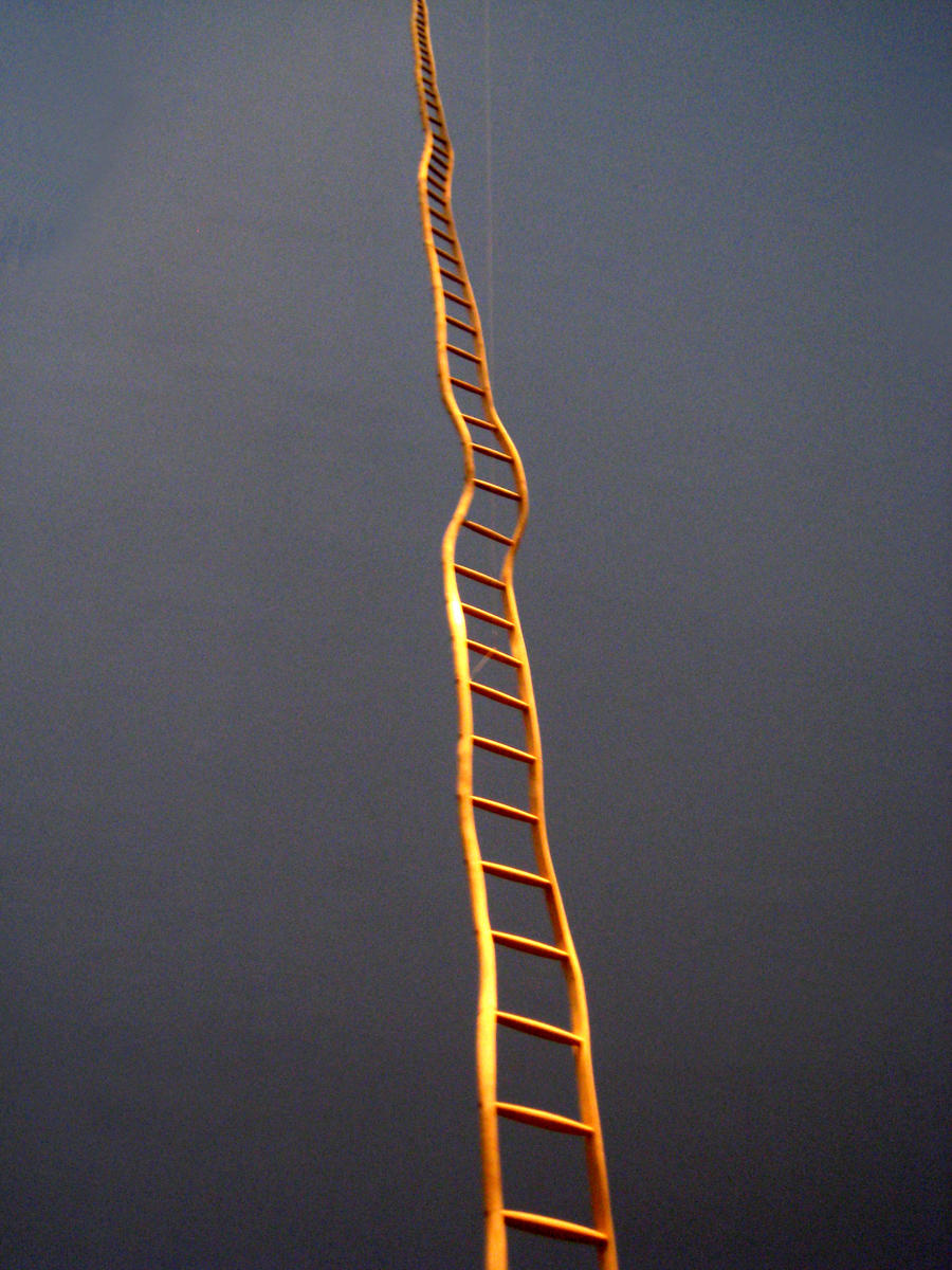 ladder to nowhere by juliette5094
