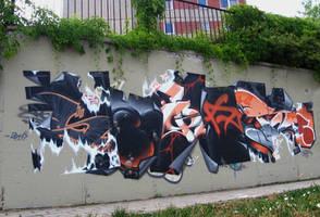 Post It Wall by spoare153