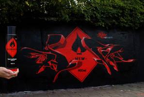 Bombers Best Wall (spoare153, Frankfurt (oder) by spoare153