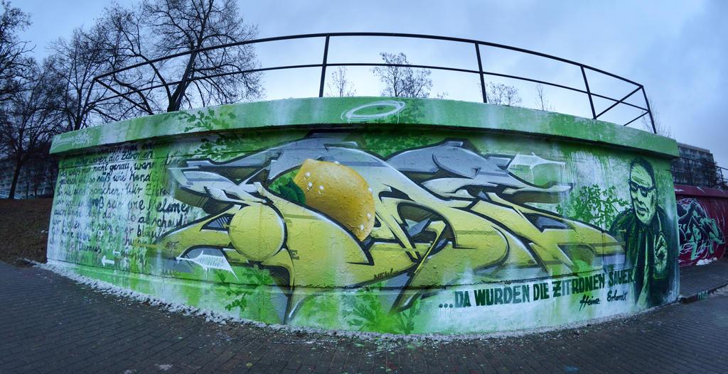 Lemon Tree by spoare153