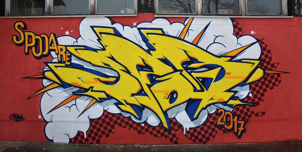 Popart Wall by spoare153