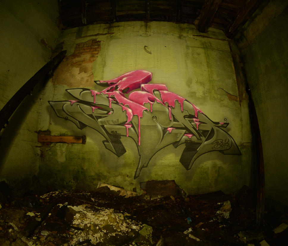 how graffiti works... by spoare153